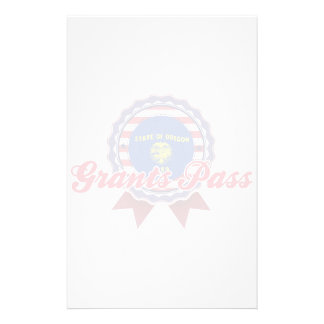 Grants Pass, OR Customized Stationery