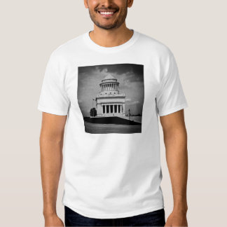Grant's Tomb Vintage Photo T Shirts