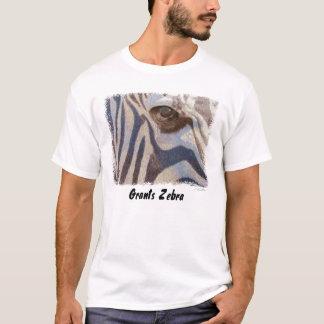 Grant's Zebra T-Shirt