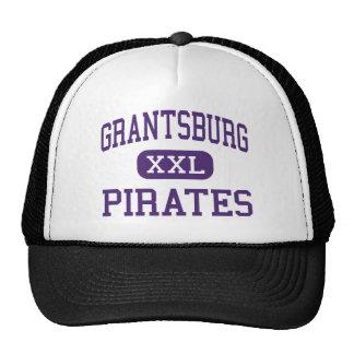 Grantsburg - Pirates - High - Grantsburg Wisconsin Cap