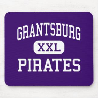 Grantsburg - Pirates - Junior - Grantsburg Mouse Mats