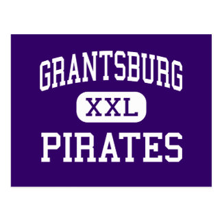 Grantsburg - Pirates - Junior - Grantsburg Postcard