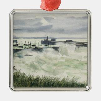 Granville, Sea Effect, 1936 Christmas Ornament