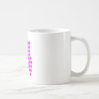 Grape Cyclops Classic White Coffee Mug