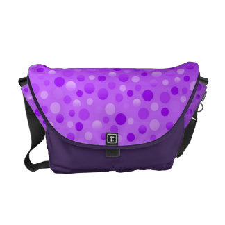Grape Fizz messenger bag