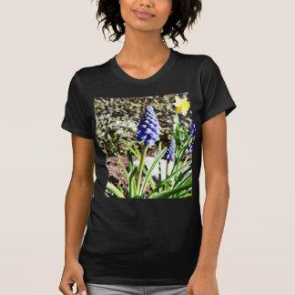 Grape Hyacinth Flower Shirt