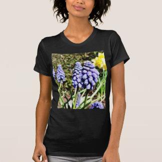 Grape Hyacinth Shirts