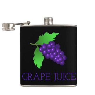 Grape Juice Hip Flask