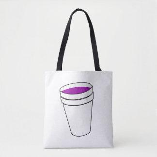 Grape Juice Tote Bag