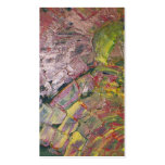 Grape Leaves Pack Of Standard Business Cards