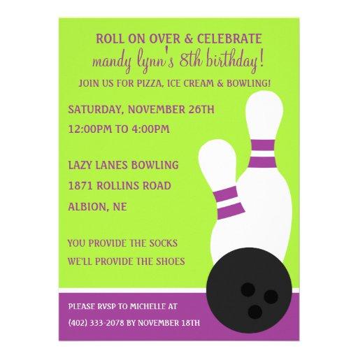 Birthday Party Invitation Templates | just b.CAUSE