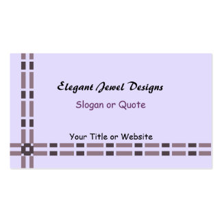 Grape Link Design Pack Of Standard Business Cards