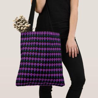 Grape-Mod-Flora-Garden-Totes-Shoulder-Bags Tote Bag