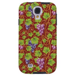 Grape Pattern Galaxy S4 Case