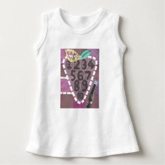 Grape Pool Baby Dress