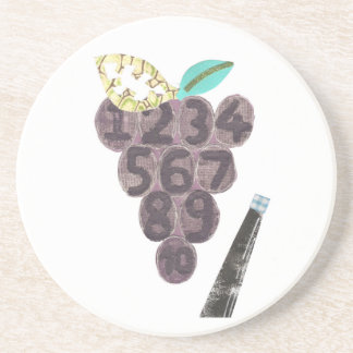 Grape Pool Coaster