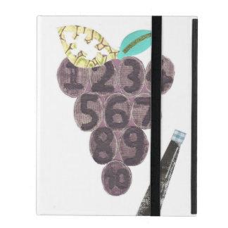 Grape Pool I-Pad 2/3/4 Case