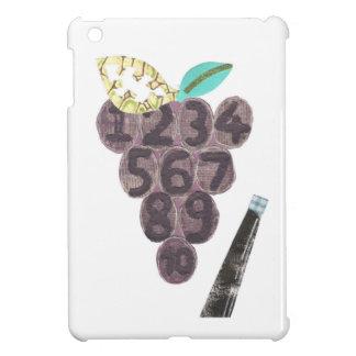 Grape Pool I-Pad Mini Back Case For The iPad Mini