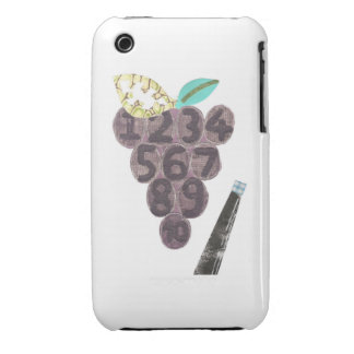 Grape Pool I-Phone 3G/3GS Case