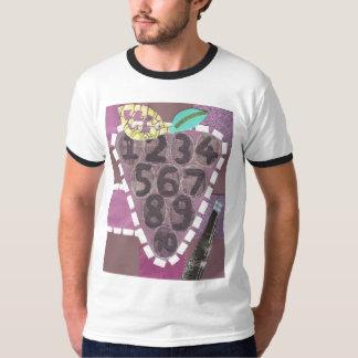 Grape Pool Men's Ringer T-Shirt