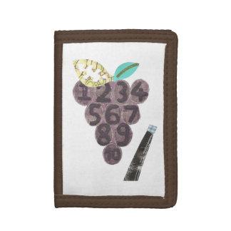 Grape Pool Wallet