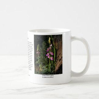 Grape Soda Lupine Coffee Mug
