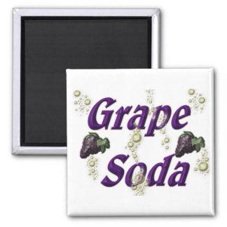 Grape Soda Magnet