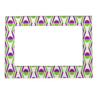Grape & Vine Pattern Magnetic Frame