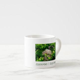 Grape vines espresso mug