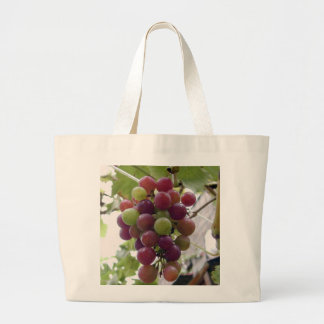 Grapes Canvas Bags