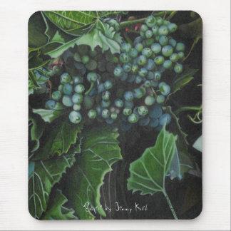 Grapes by Jenny Koch Mousepad