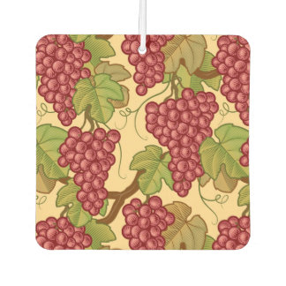 Grapes Car Air Freshener