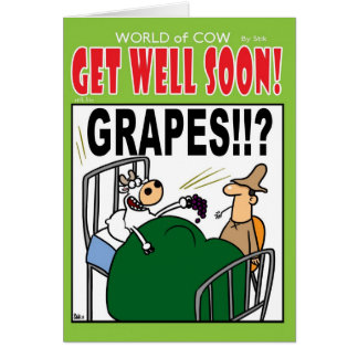 GRAPES!!? CARD