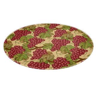 Grapes Cutting Board