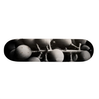grapes for a sour day 21.6 cm skateboard deck