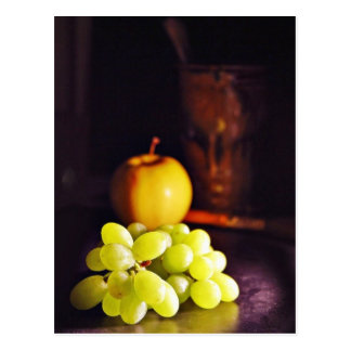 Grapes In My Studio Little Too Much Dust Postcards