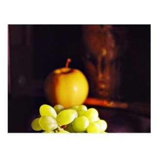 Grapes In My Studio Little Too Much Dust Post Cards