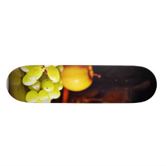 Grapes In My Studio Little Too Much Dust Skate Board Deck