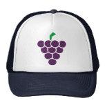 Grapes Mesh Hat