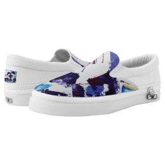 Grapes Modern Art Sneakers