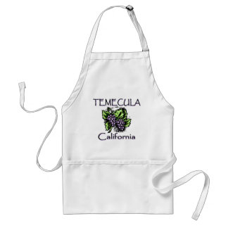 Grapes of Temecula Standard Apron