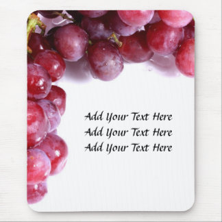 Grapes on Mousemat