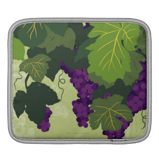 Grapes on the Vine iPad Sleeve
