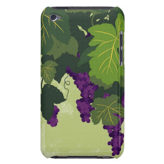 Grapes on the Vine iPod Touch Case-Mate Case