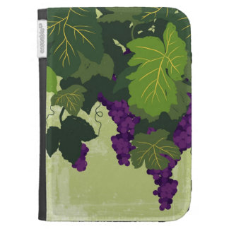 Grapes on the Vine Kindle Cover