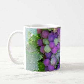 Grapes on the Vine Classic White Coffee Mug