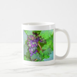 Grapes on the Vine Coffee Mugs