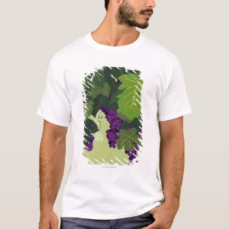 Grapes on the Vine T-Shirt