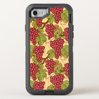 Grapes OtterBox Defender iPhone 8/7 Case