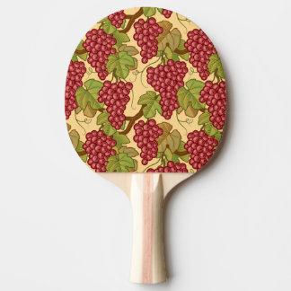 Grapes Ping Pong Paddle